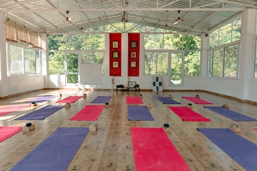 The Best place to get Yoga Certification in Rishikesh